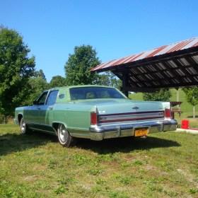1978 Lincoln Continental - 06 28 18 -