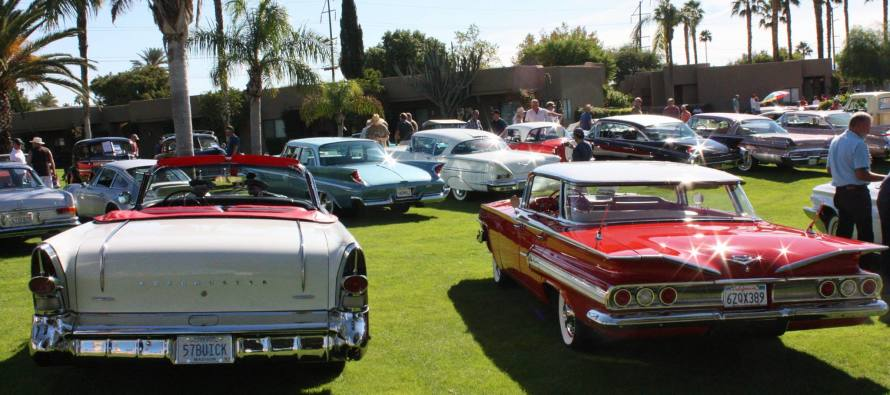 Car Show Season is in Full Swing; Future Shows Feature All Brands and Charity Sponsors