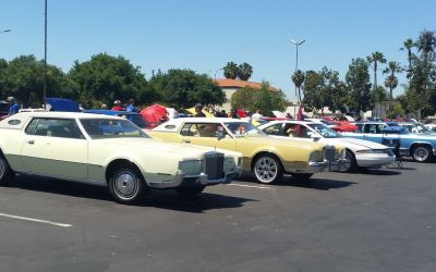Check Out the Lincoln Registry and Enter Your 1950-1980 Car's Data