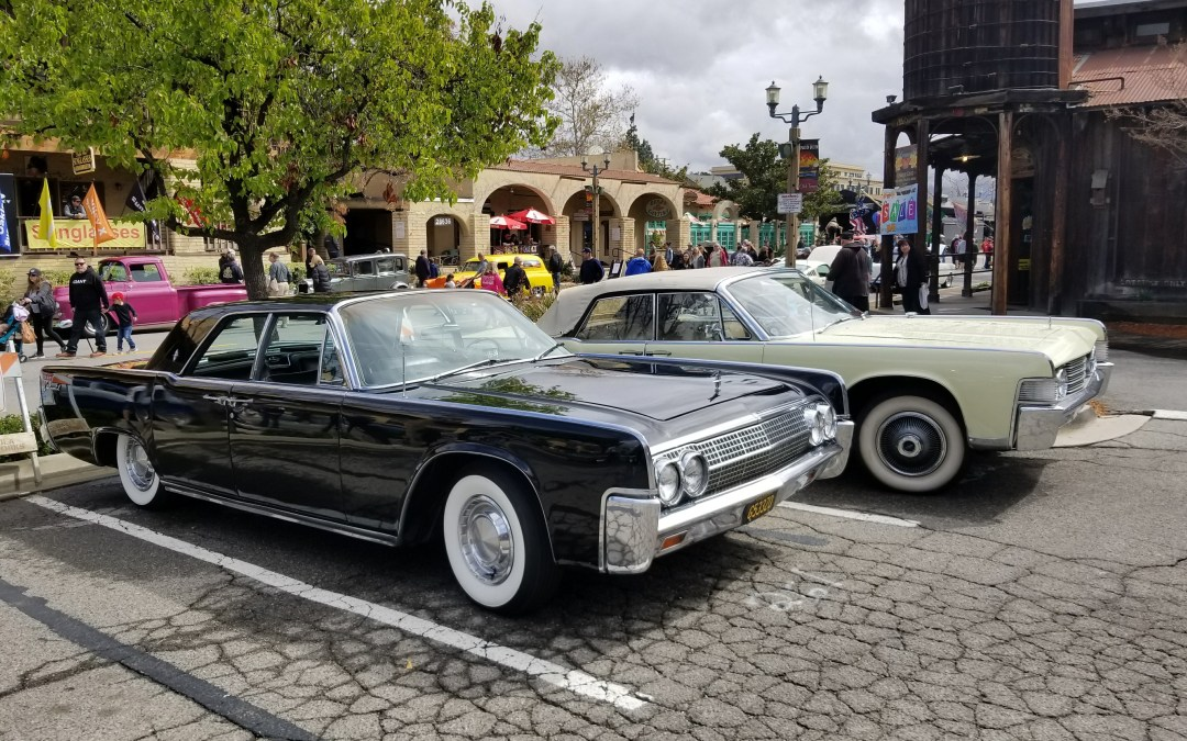 Showers Don't Dampen Crowd at March 3 Temecula Rod Run