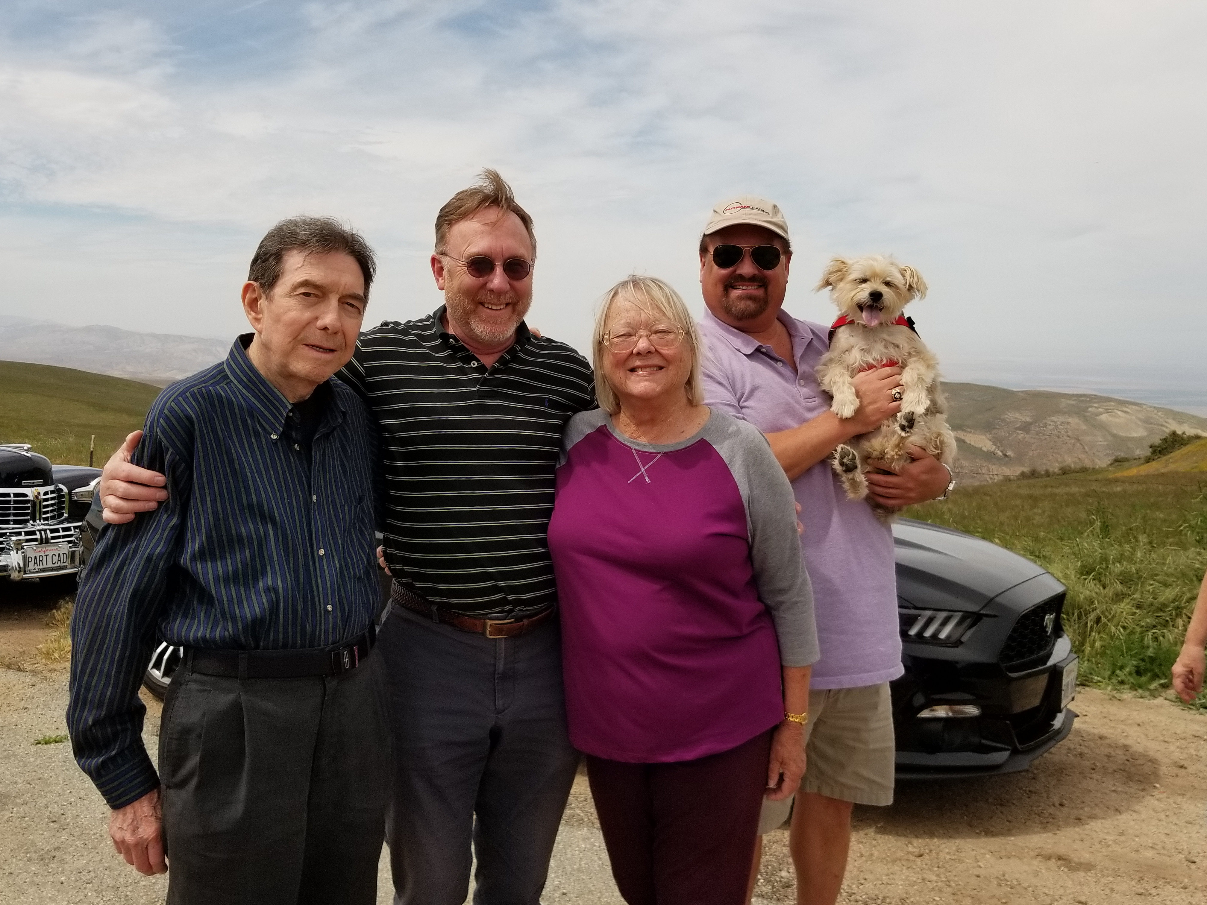 Tourists and Toby