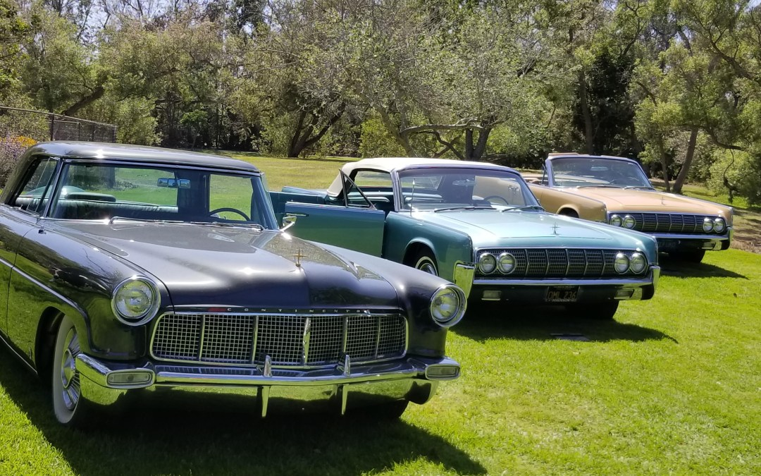 Large Turnout and Perfect Weather Highlight HB Concours