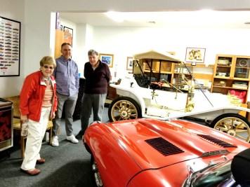 CAr Collection visit
