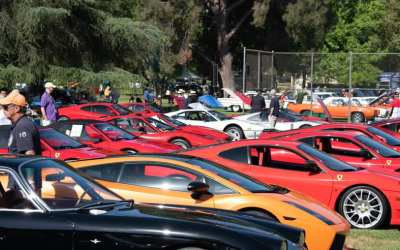 2020 San Marino Motor Classic Goes Virtual; Entries Due by July 10, Judging on Aug 13