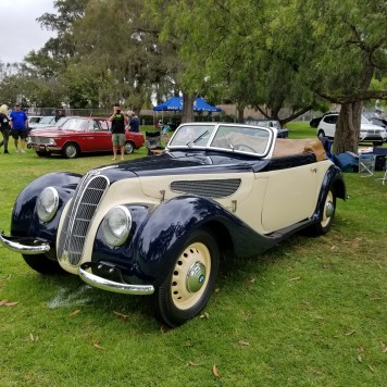 Gorgeous 1938 BMW Roadster