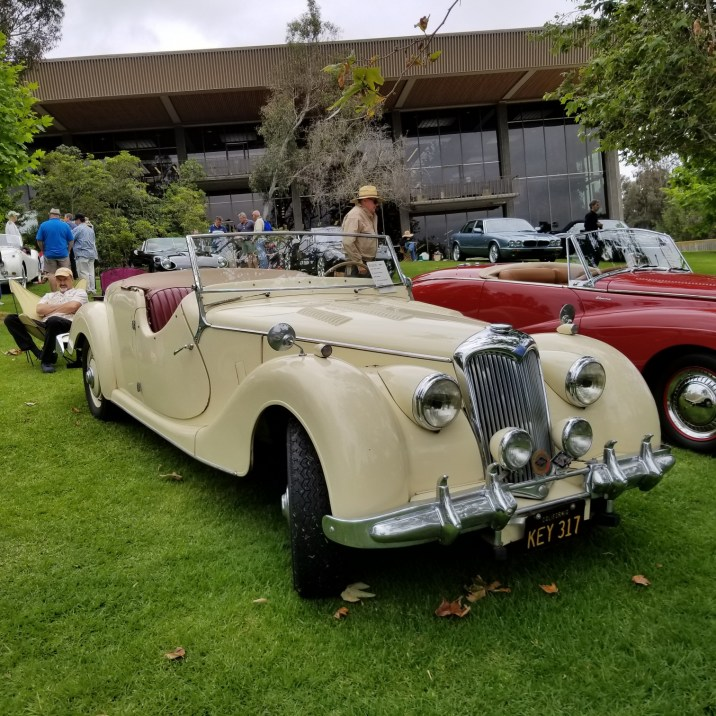 1949 Riley was a hit!