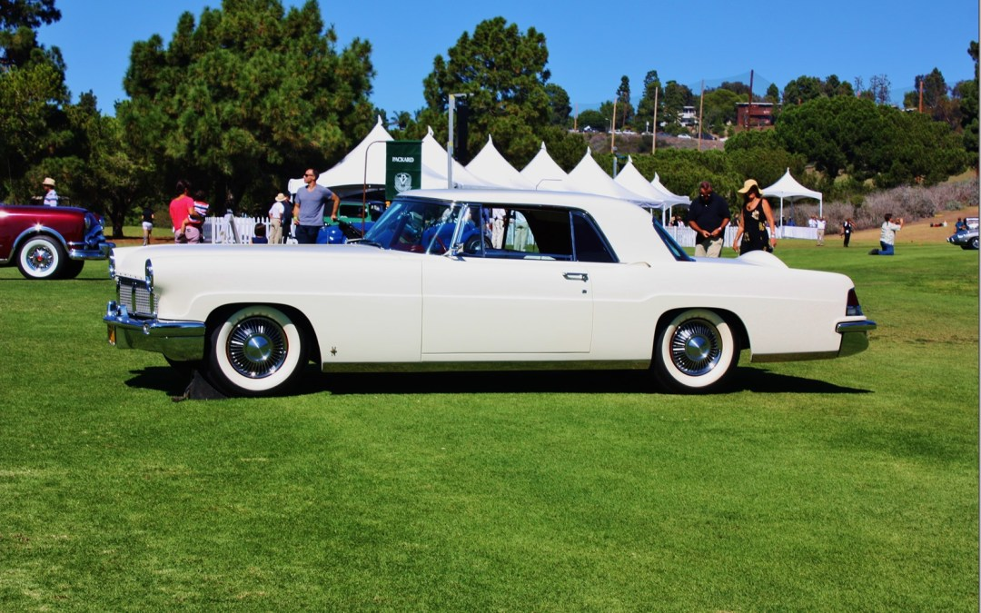 Gorgeous 1956 Continental Mark II is for Sale!