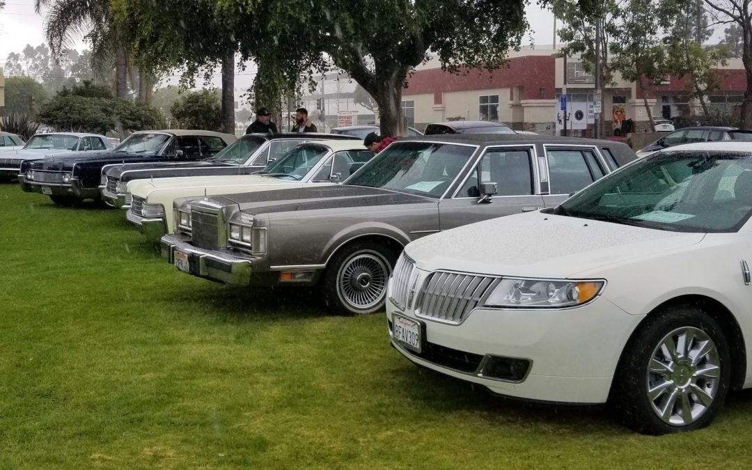 LCOC North Star Region Sponsors Virtual Car Show;  Enter Your Lincoln Now!
