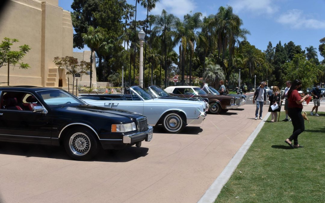 Lincoln and Cadillac Collectors Captured in New Video Taped at San Diego Automotive Museum