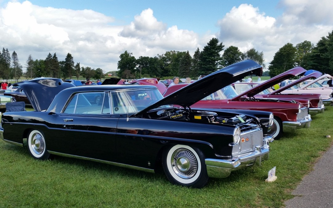 Lincoln Homecoming Car Shows Benefit Lincoln Motor Car Museum; Enter Virtual Car Show Now!