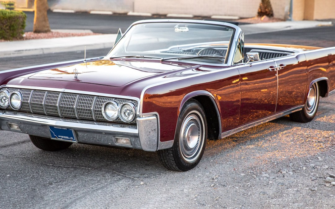 LCOC Members Invited to Mecum Auction, Las Vegas, Oct. 7-9, and Two Others in October