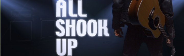 Box Office Now Open for ALL SHOOK UP!