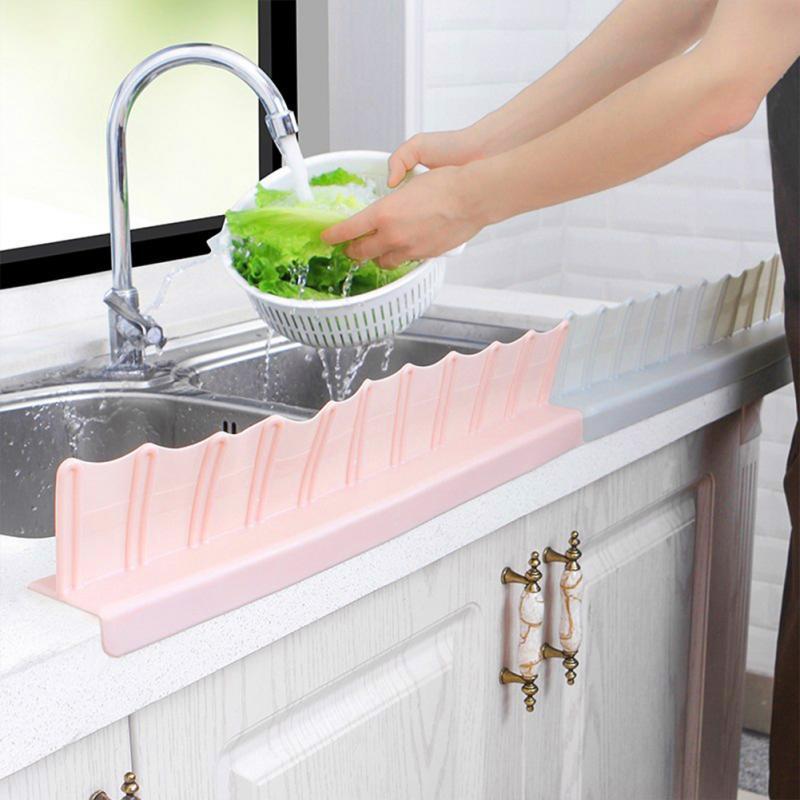 kitchen sink splash guard sink flap