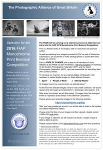 PAGB FIAP Mono Selection