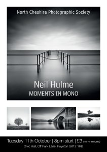 Neil Hulme - 'Moments in Mono