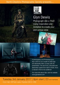 "Glyn Dewis - ""Photograph Like a Thief"""