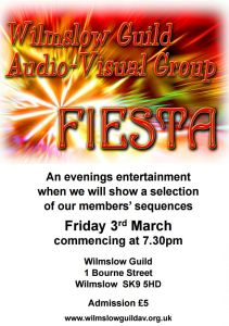 Wilmslow Guild AV Group Fiesta