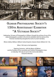 Oldham PS 150th Anniversary Exhibition
