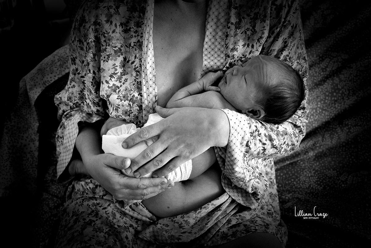 Lillian Craze Birth Photography