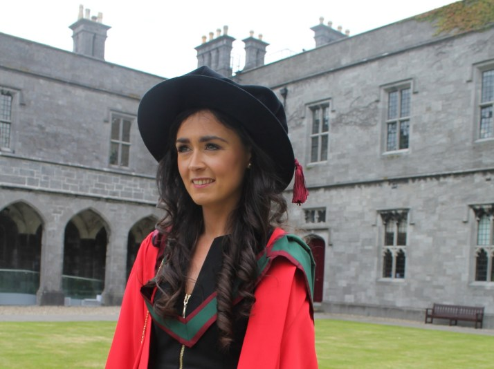 Irish Fashion Graduation 23