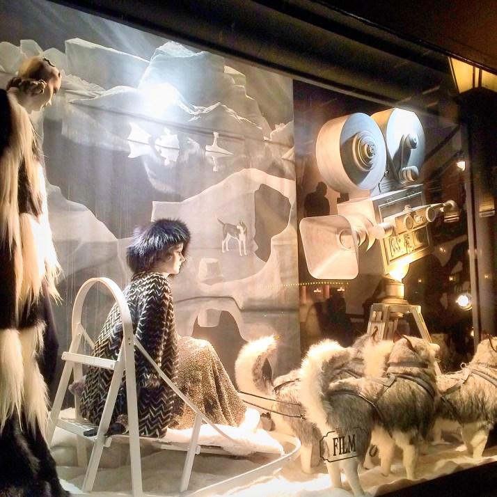 New York Fashion Blog Bergdorf Goodman Christmas Windows 2014 9
