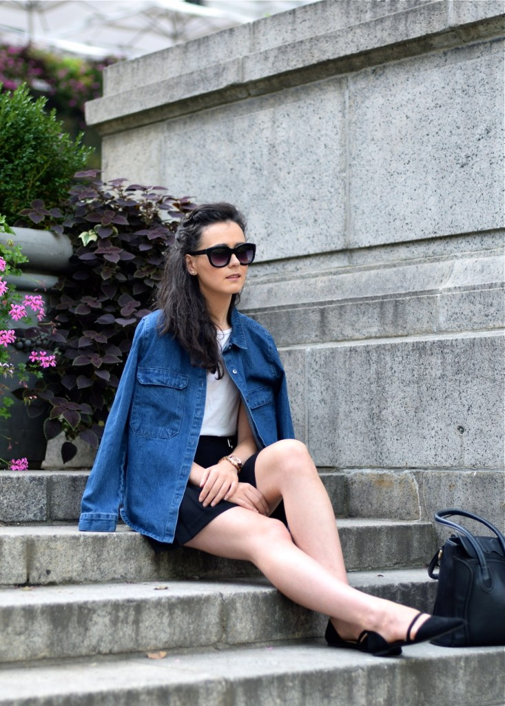 Irish fashion: denim shirt4