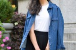 Irish fashion: denim shirt 10