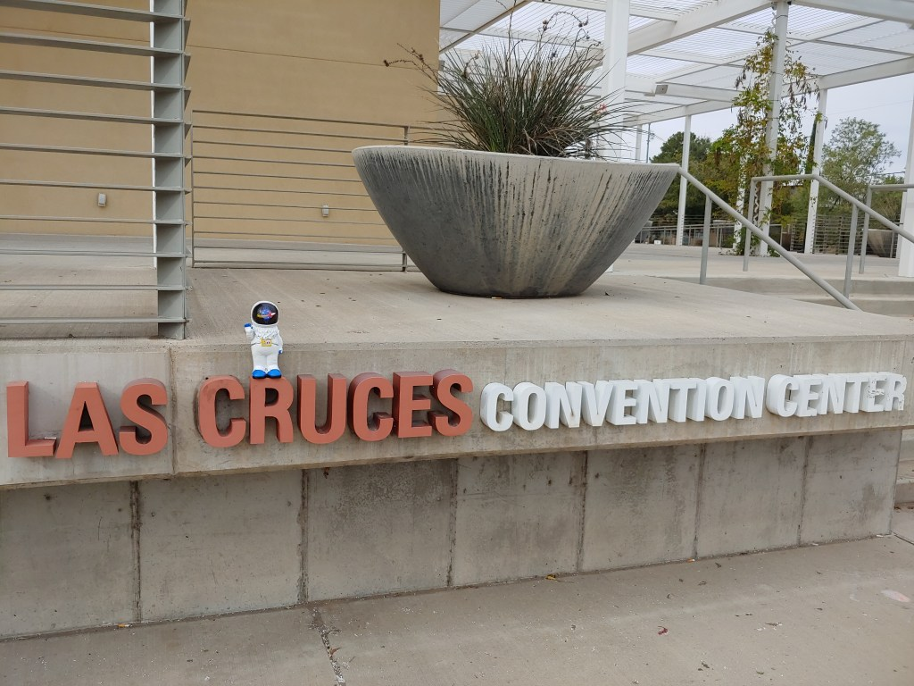 The Las Cruces Space Festival is 'Making Contact'