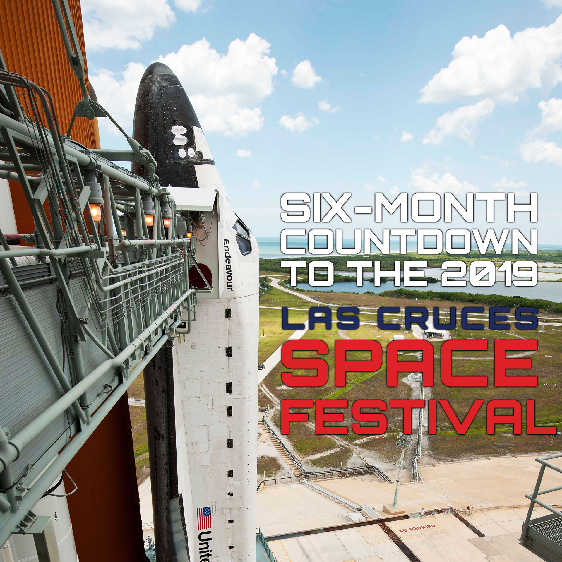 Six-Month Countdown Until the 2019 Las Cruces Space Festival