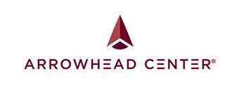 Arrowhead center logo
