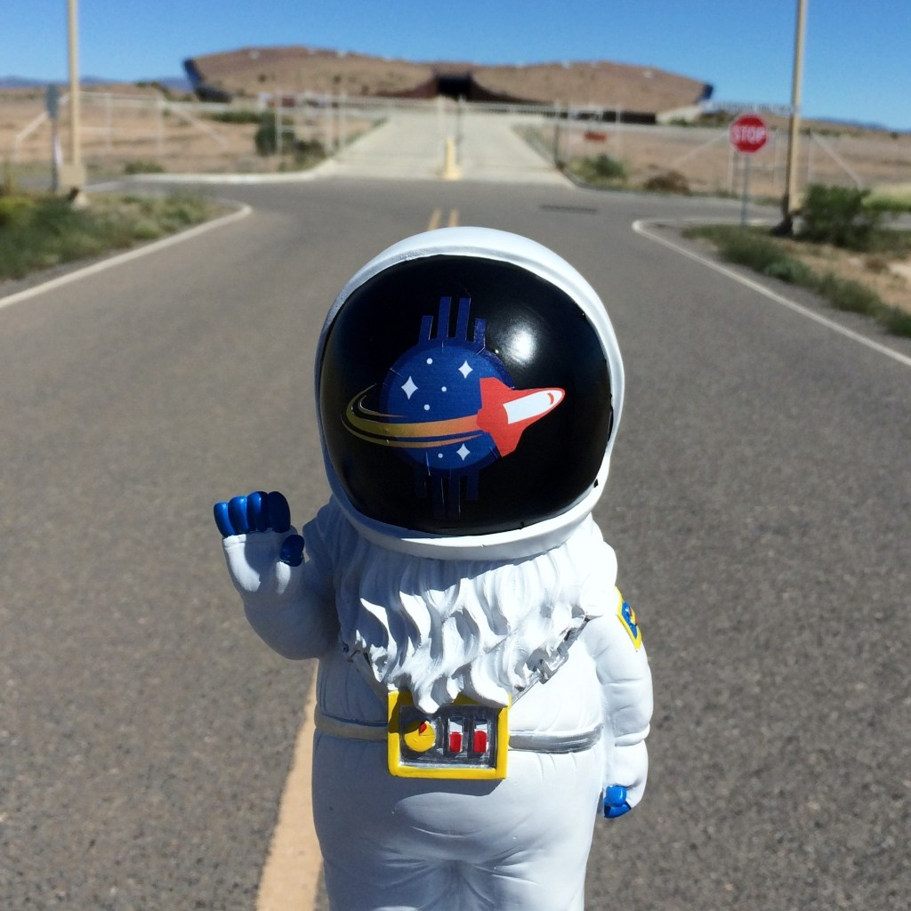 'Space Race' to Spaceport America