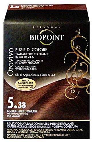 Biopoint BIP00123 Tinta per Capelli della Linea Orovivo - 30 ml