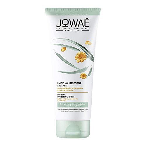 JOWAÉ Balsamo Nutriente Lenitivo Corpo con Olio di Camelia, per la Pelle da Secca a Molto Secca, anche Sensibile, Formato da 200 ml