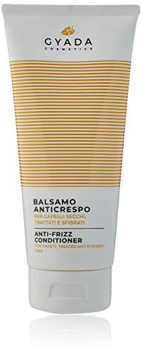 Gyada Cosmetics BALSAMO ANTICRESPO ● CERTIFICATO BIO ● MADE IN ITALY ● 200 ml