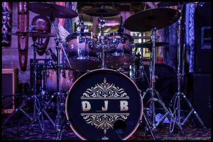 Dennis Jones drums