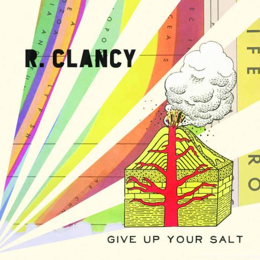 R. Clany Give up Yo salt
