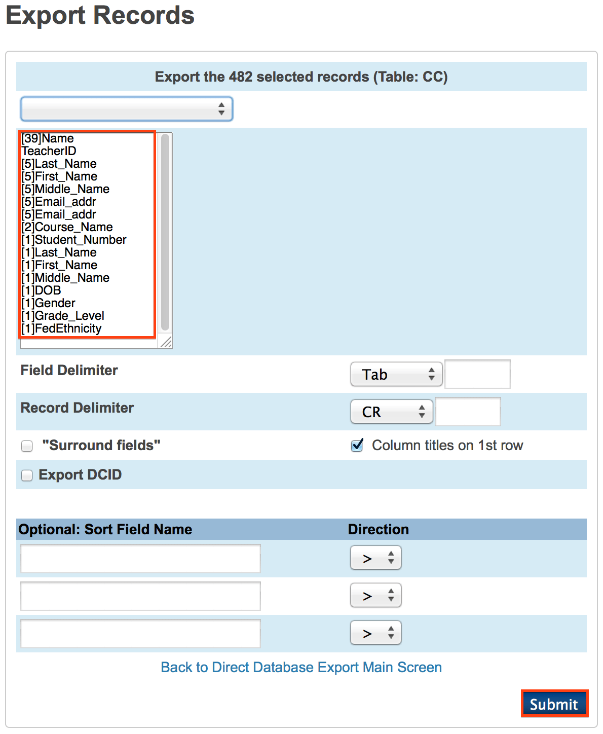 How do I create the NWEA Roster File Template from