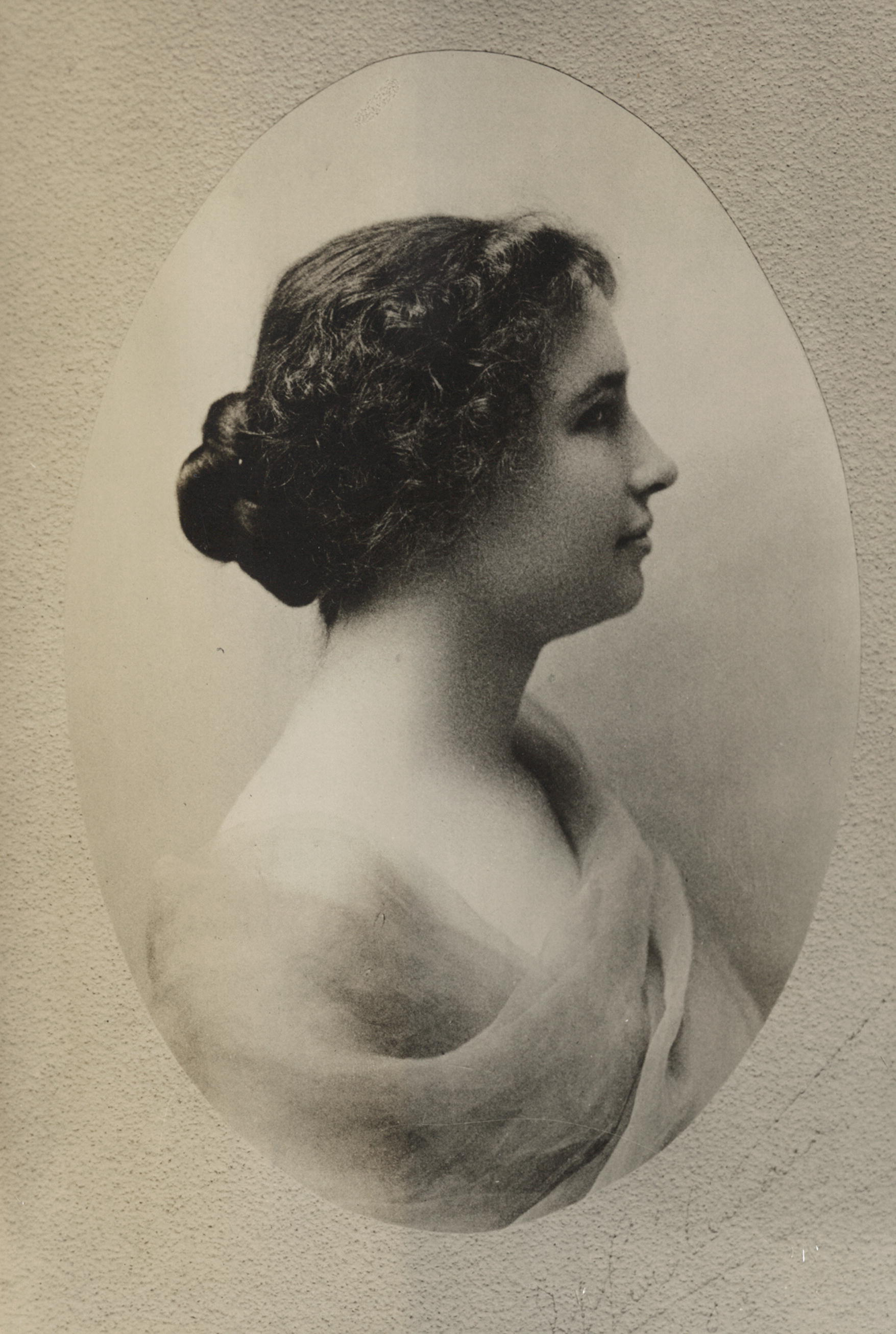 Miss Helen Kellar Keller Of Massachusetts Is One Of The