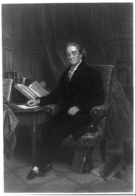 Noah Webster, 1758-1843