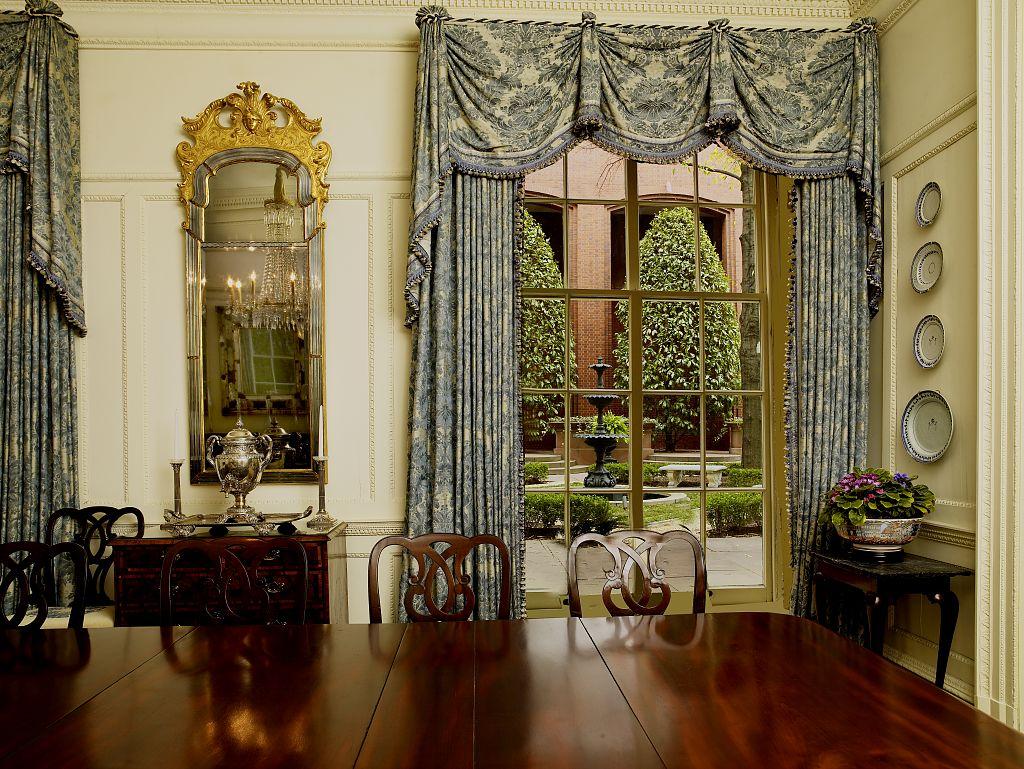 Blair House Interior