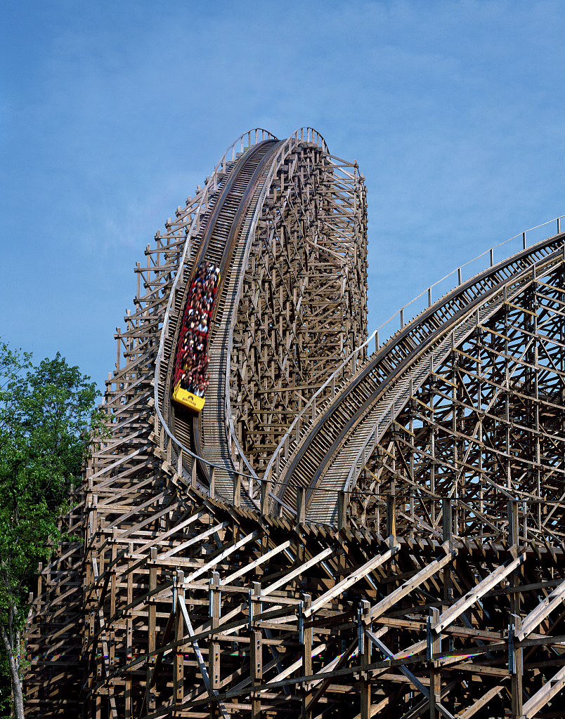 Son Beast Roller Coster