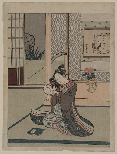 Kotsuzumi o utsu wakashū