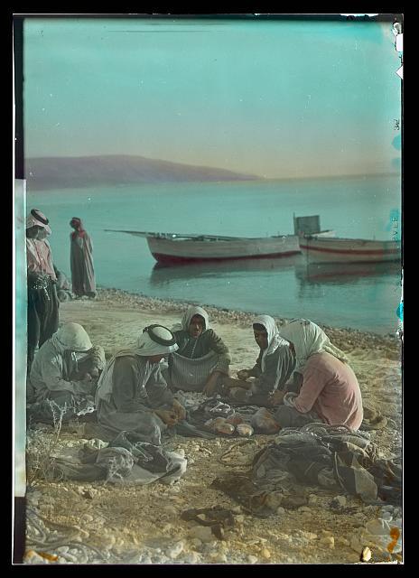 [Galilee fishermen]