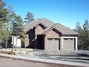 Custom Stone Work - Homes and Cabins