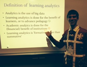 How can analytics inform the way we learn?
