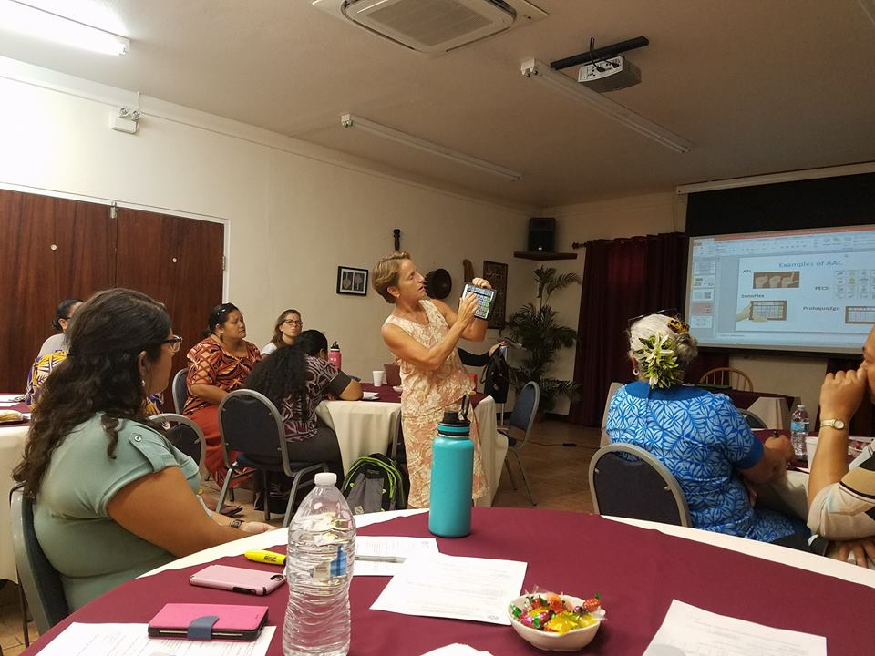 Leadership in Disabilities & Achievement of Hawaii