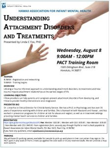 Understanding Attachment Disorders and Treatments