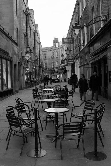 Cambridge Cafe Culture