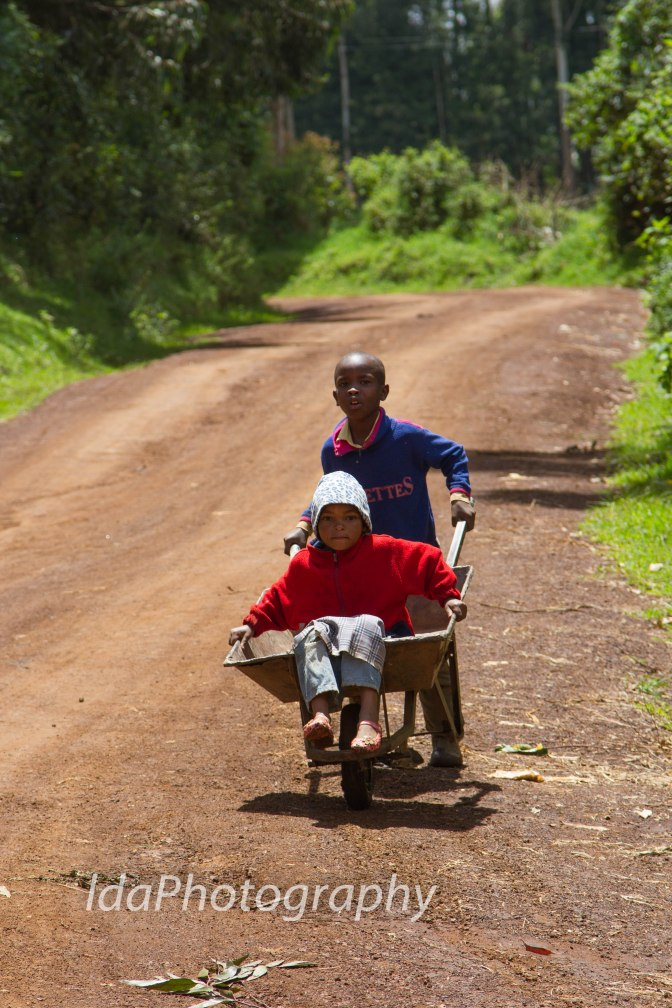 Killing Time, Aberdares, Kenya
