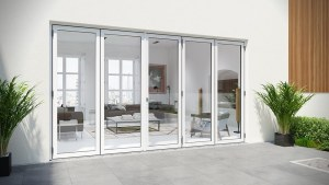 Frameless glass doors Melbourne
